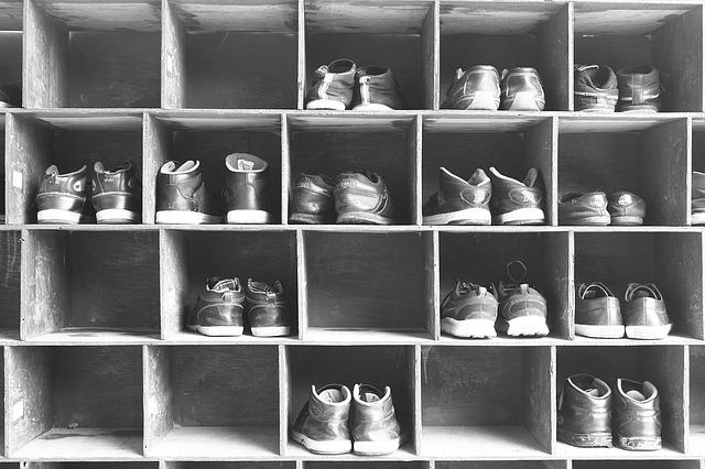 靴の空き箱が欲しい